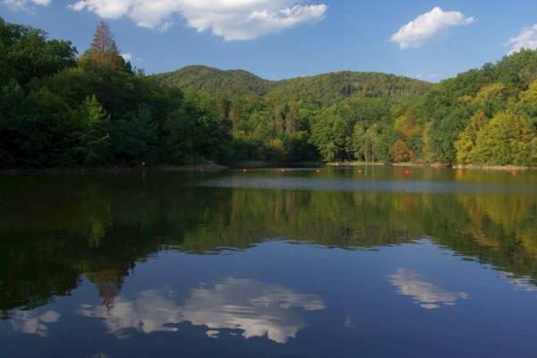 Medve-tó -  Fotó: Böjthe-Beyer Barna