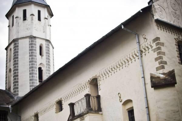 Mikházi római katolikus templom - Fotó: Dácz-Kovács László