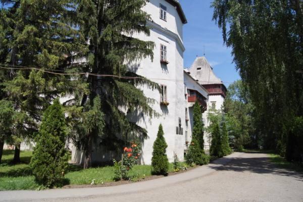 Vécsi kastély –  Fotó: Dácz-Kovács László