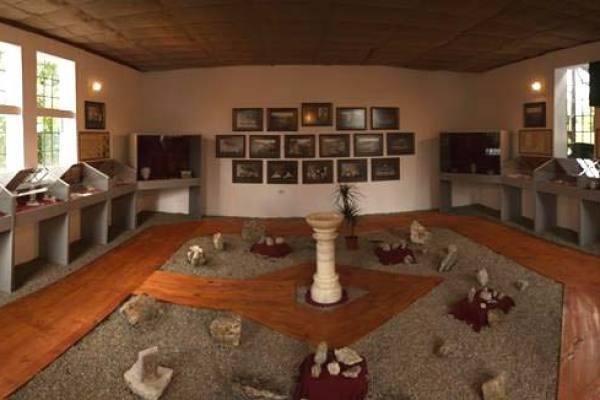 Aragonit múzeum - Fotó: Bán Barna